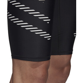 adidas Speed Short Tights Herren black/white
